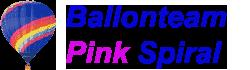 Ballonteam Pink Spiral